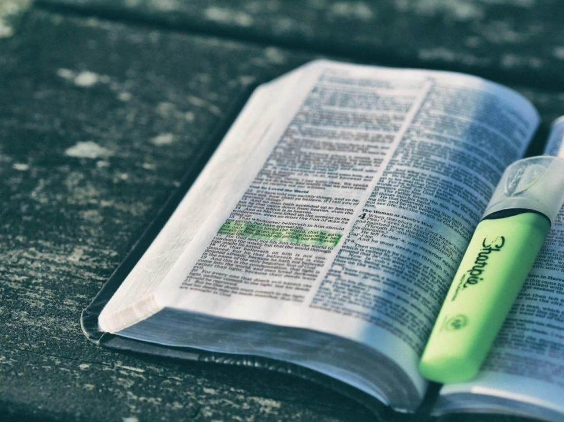 Estrategias para conocer mejor la Biblia en el 2018