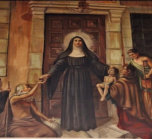 22 de mayo – Santa Rita de Casia