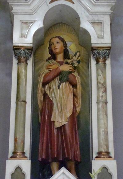 6 de julio – Santa María Goretti