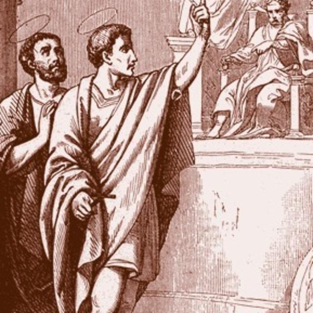 11 de septiembre – Santos Proto y Jacinto