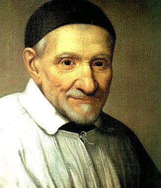 27 de septiembre – San Vicente de Paúl