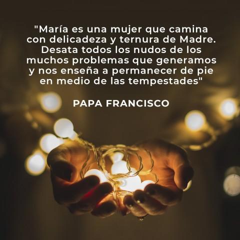 María, madre