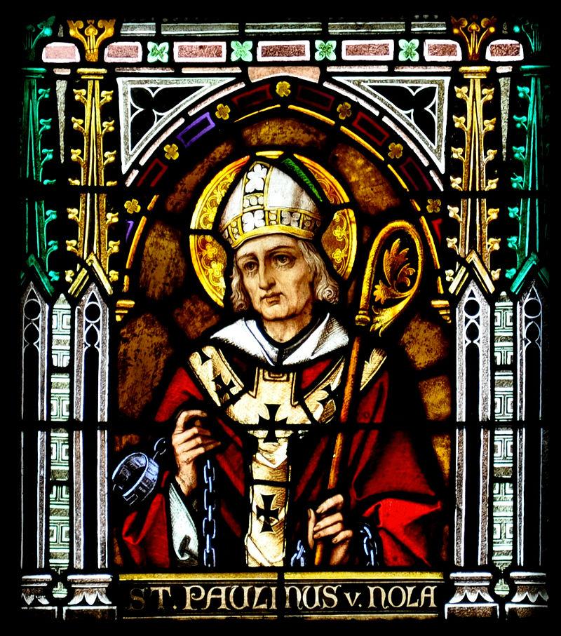 10 de octubre –  San Paulino de York