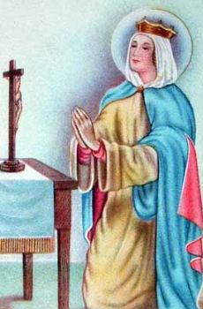 19 de noviembre – Santa Matilde